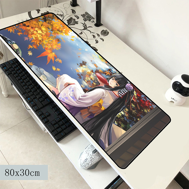 <font><b>sexy</b></font> mouse pad 800x300x2mm mats <font><b>3d</b></font> Computer mouse mat gaming accessories HD pattern large <font><b>mousepad</b></font> keyboard games pc gamer image