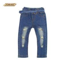 Fashion Designer Denim Pants  2~9 years