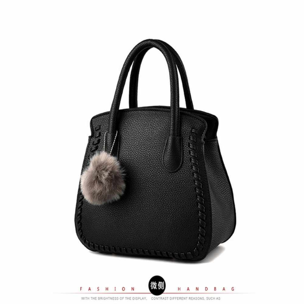 100% couro Genuíno Das Mulheres bolsas 2019 Novo pacote de moda feminina da Coréia do estilo ar feminino saco do Mensageiro saco de ombro bolsa