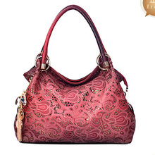 European and American Fashion Hollow Carved Retro Trend Handbags Shoulder Bag