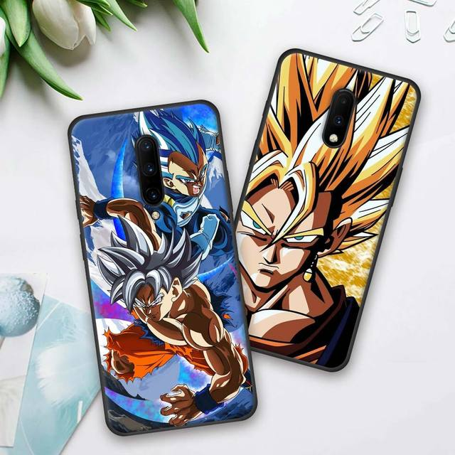 Dragon Ball Ultra Instinct Vegeta Soft Case Cover for Oneplus Models