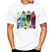 Men's Fashion Summer Dangerous Pokemon Go Design T Shirt Casual Male Tops Hipster Four Seasons T-shirt