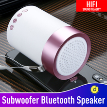 Buy Bluetooth Wireless Speaker Y07 Portable Speaker Colorful LED Mini HIFI Bluetooth Support TF Card Super Bass Mini Speaker directly from merchant!