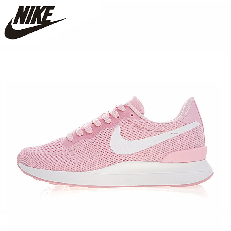 get new best super cute US $121.05 40% OFF|NIKE INTERNATIONALIST LT 17 Women's Running Shoes, Pink,  Shock absorbing Non slip Wear resistant Breathable 872087 610-in Running ...
