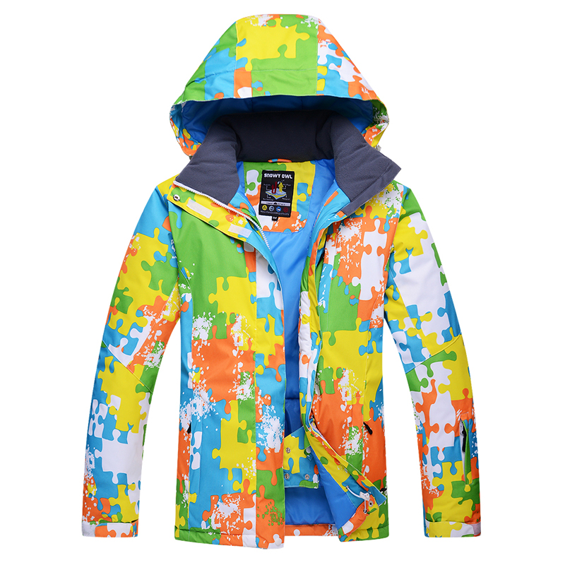 где купить -30 Cheap men Snow suit Jackets skiing Coats snowboarding suit clothing windproof waterproof outdoor costumes Ski jacket по лучшей цене