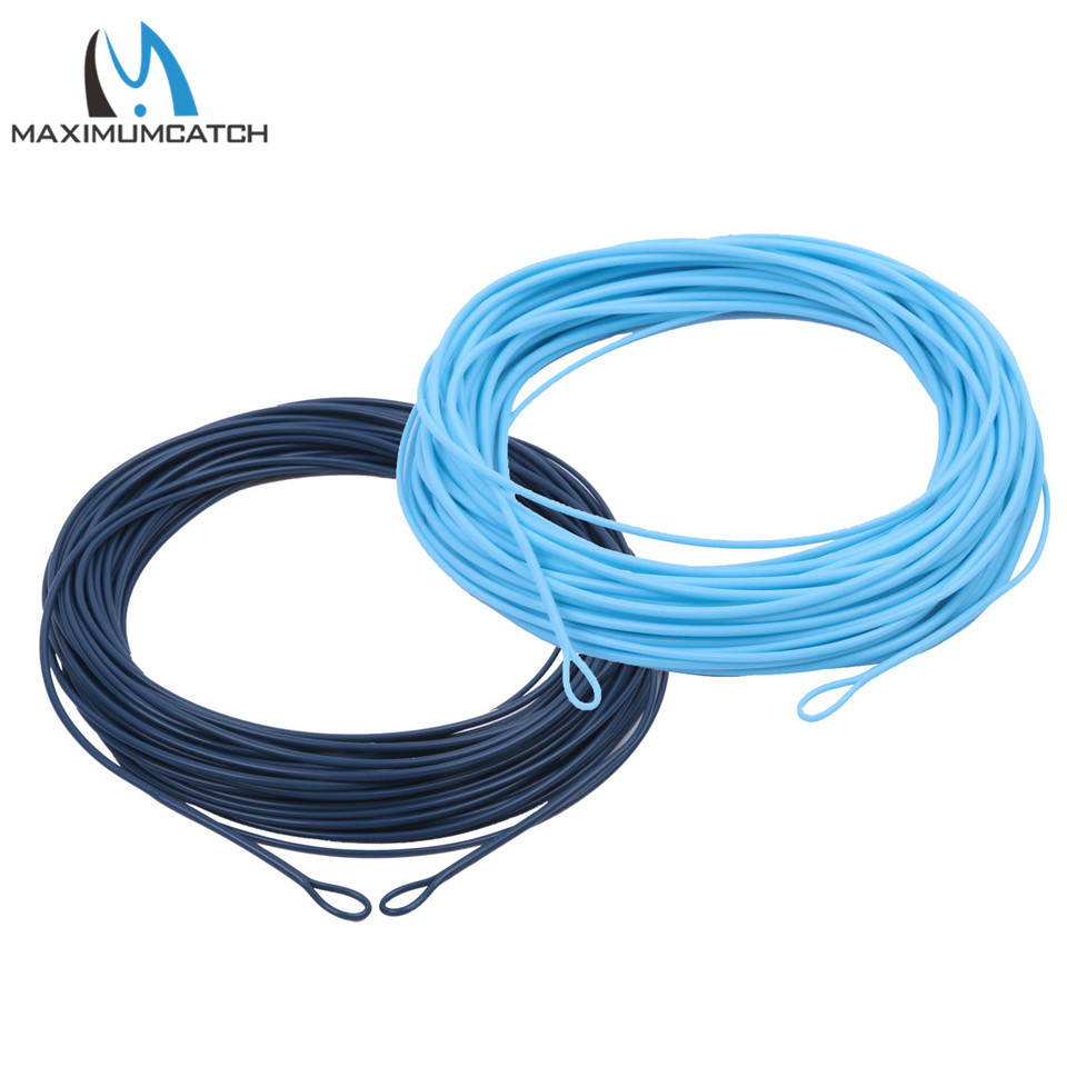 Maximumcatch Shooting Head Fly Line 5S/6S/7S/8S/10F 9.5M Floating/Sinking Fly Line With 2 Welded Loops maximumcatch shooting head fly line 5s 6s 7s 8s 10f 9 5m floating sinking fly line with 2 welded loops