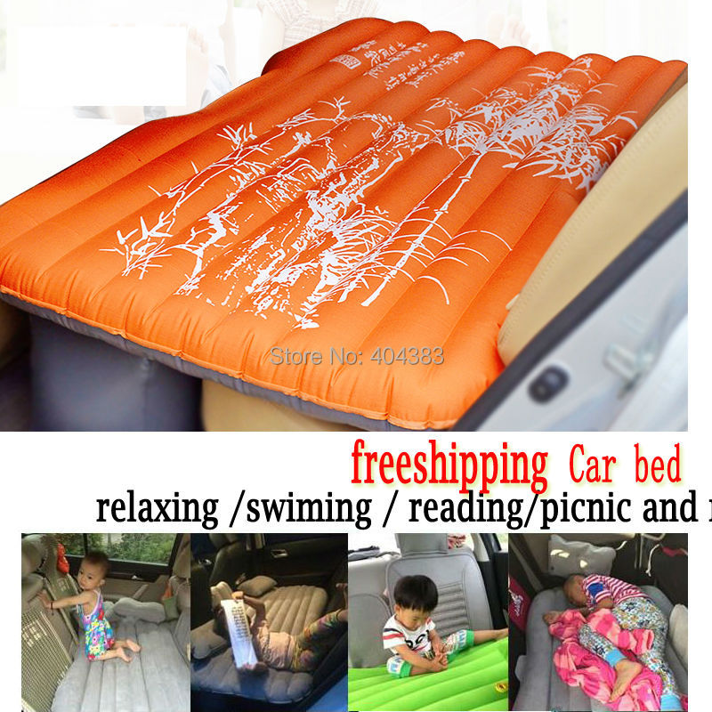 good quality Outlook Travel for Universal SUV Car Seat Inflatable Mattress Car Air Bed Car Travel Thickening Bed Truck Bed universal pu leather car seat covers for toyota corolla camry rav4 auris prius yalis avensis suv auto accessories car sticks