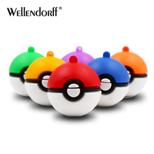 Pokeball pen drive usb flash drive 4GB 8GB 16GB memory stick 32GB 64GB