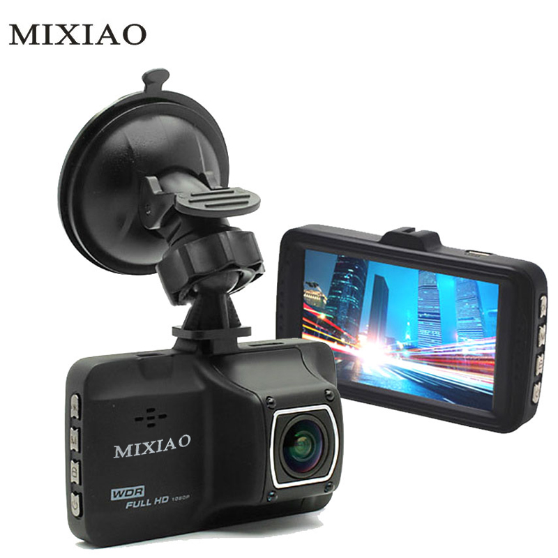 цена на MIXIAO 3.0 inch DVR Mini Car Dvr Camera Recorder 1080p Car Camera Dash Cam Vehicle Dvr Car Dashboard Camera Black Box for Car