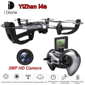Yi Zhan Yizhan IDrone i4S 2.4G 4CH 6 Axis Remote Control Quadcopter Drone RTF UFO with 2MP HD Camera RTF