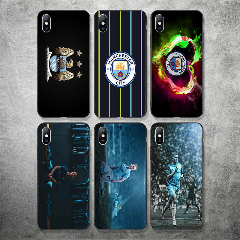 Yinuoda Manchester City F.C Phone Case Kevin De Bruyne For
