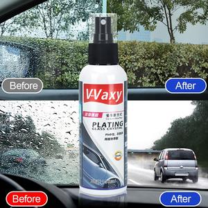 Image 3 - 150ML Car Glass Coating Agent Rainproof Agent 9H Car Oil Film Remover Glass Rain Mark Windshield Plating Crystal Coating Agent