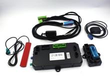 PLUSOBD Car Alarm System Engine StartRemote Control&Get Car Status Via Smartphone For Mercedes Benz W166 X166 W176 W45 X156 W246