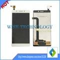 5.5 ''Para Highscreen Spade LCD de pantalla con pantalla táctil digitalizador sin marco, de color negro blanco