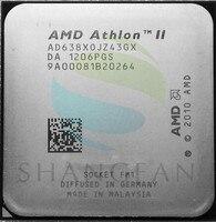 のamd athlon ii x4 638 X4-638 2.7 ghzクアッドコアcpuプロセッサAD638XOJZ43GXソケットfm1