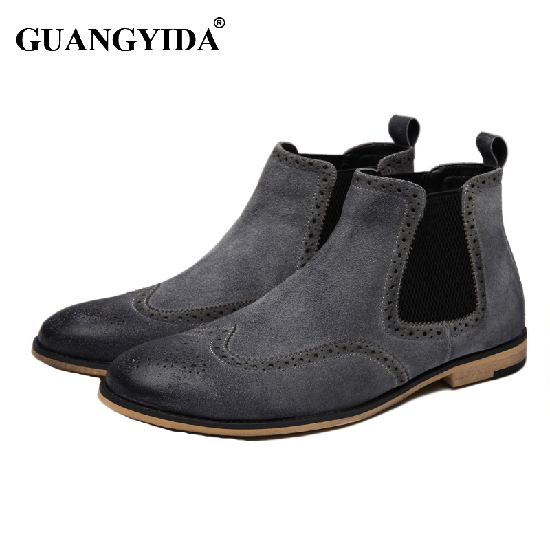 new kanye west chelsea boots boots suede leather shoes