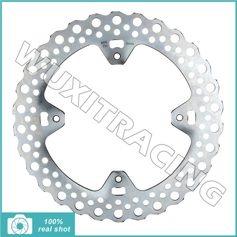 03 04 05 06 07 08 09 Motorcycle New Front Brake Disc Rotor for Honda CRF 250 R X 04-09 CBF250R 10 11 12 CR 250 E SUPERMOTARD HM бюстгальтеры lormar бюстгальтер vip