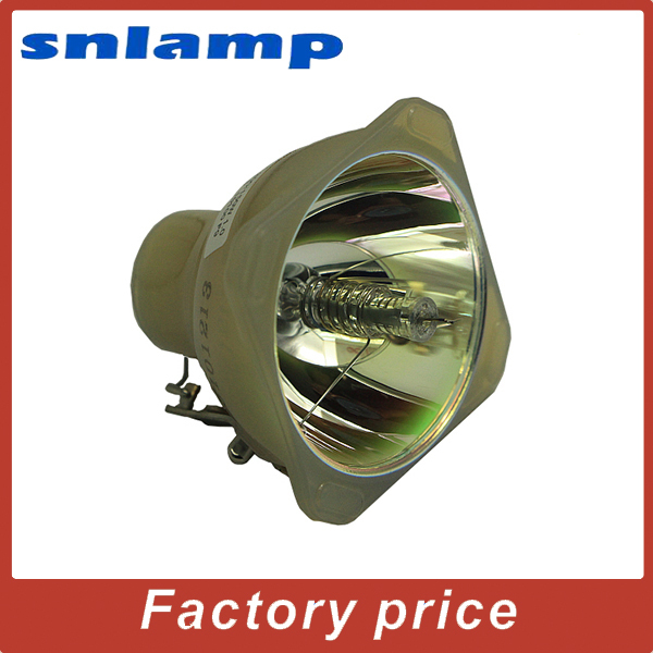 100% Original bare Projector lamp 310-7522//EC.J0300.001//725-10092 Bulb  for 1200MP 1201MP 310 7522 725 10092 for dell 1200mp 1201mp compatible lamp with housing