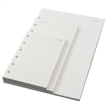 Leaf-Notebook Refill Spiral-Agenda-Planner-Planner A6 A7 Inner-Page International A5