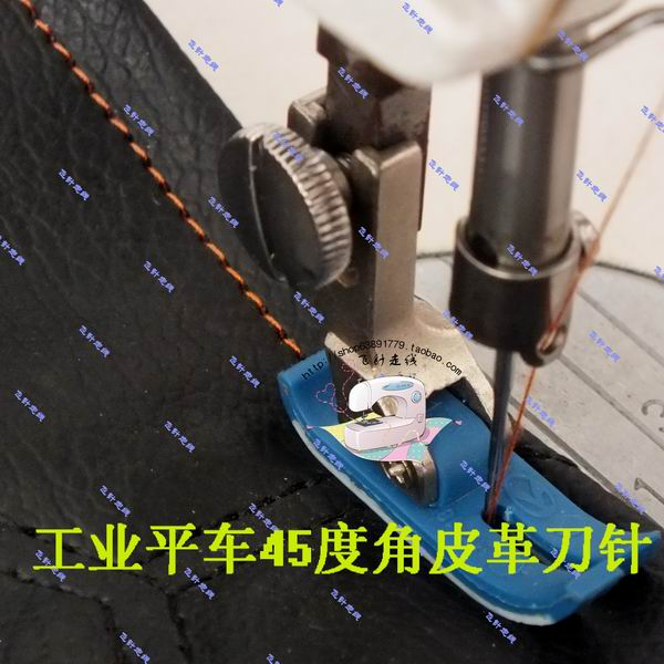 Industrial sewing machine accessories machine stitch leather knife needle angle of 45 No. 14 needle