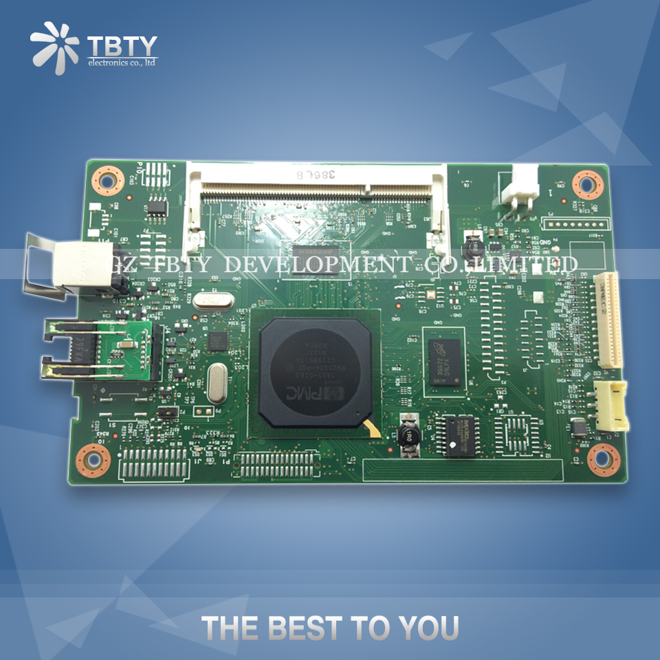 100% Guarantee Test Main Formatter Board For HP CP5225 CP 5225 CE490-67901 Mainboard On Sale 100% guarantee test main formatter board for hp designjet 130 c7790 20271 mainboard free shipping on sale