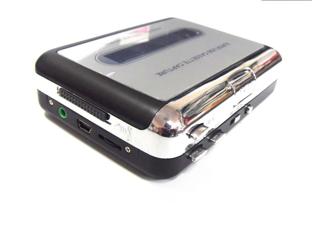 kassetimängija USB-kassett MP3-muunduriga Capture-heli - Kodu audio ja video - Foto 4