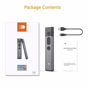 Image 5 - Doosl 2,4 ГГц USB беспроводной презентатор PPT пульт дистанционного управления с зеленой лазерной указкой для презентаций Powerpoint