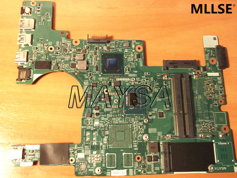 CN-0XGFGH XGFGH FOR Dell Inspiron 15z 5523 Laptop Motherboard 11307-1 DMB50 PWB:1319F REV:A00 I3-3227U mainboard notbook pc