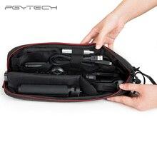PGYTECH çanta su geçirmez taşıma çantası depolama paketi/gimbal çantası DJI OSMO cep 4 3 1 2 zhiyun pürüzsüz 4 Q gimbal