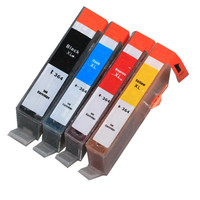 364 364XL Compatible Ink Cartridge With Chip For Hp Photosmart 5510 5511 5512 5514 5515 5520