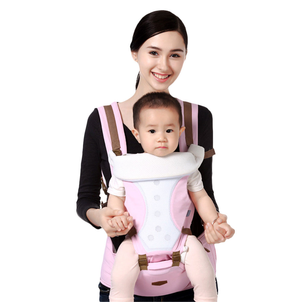 Backpacks & Carriers Good Bethbear Comfortable Breathable Multifunction Carrier Infant Sling Backpack Baby Hip Seat Waist Stool Pouch Wrap Baby Kangaroo High Quality Materials