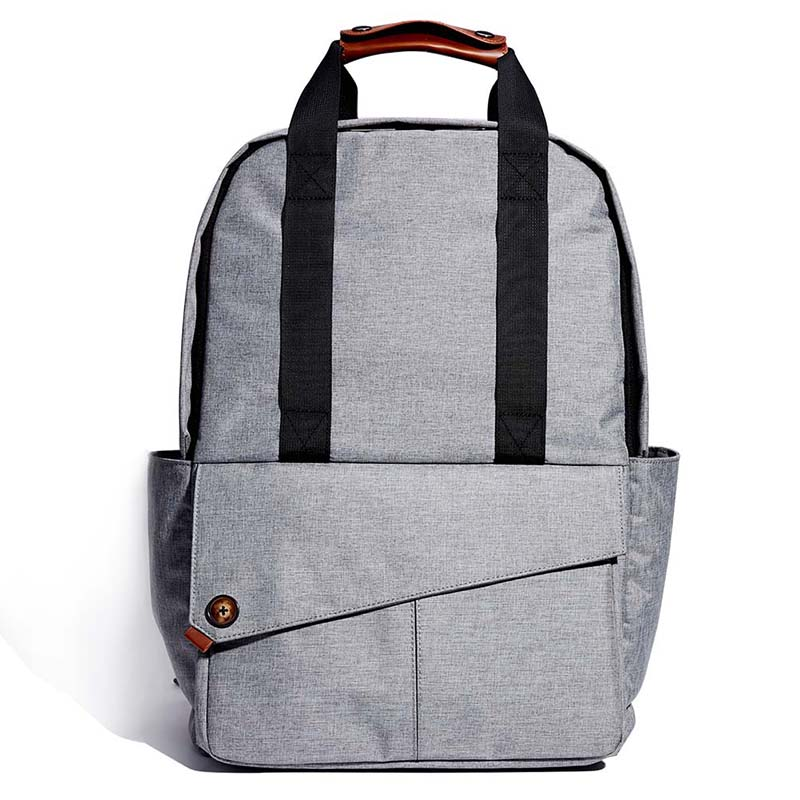 17 Inch Laptop Backpack For School Backpack 17.3 Inch Computer Laptop Unisex Canvas Backpack For Student