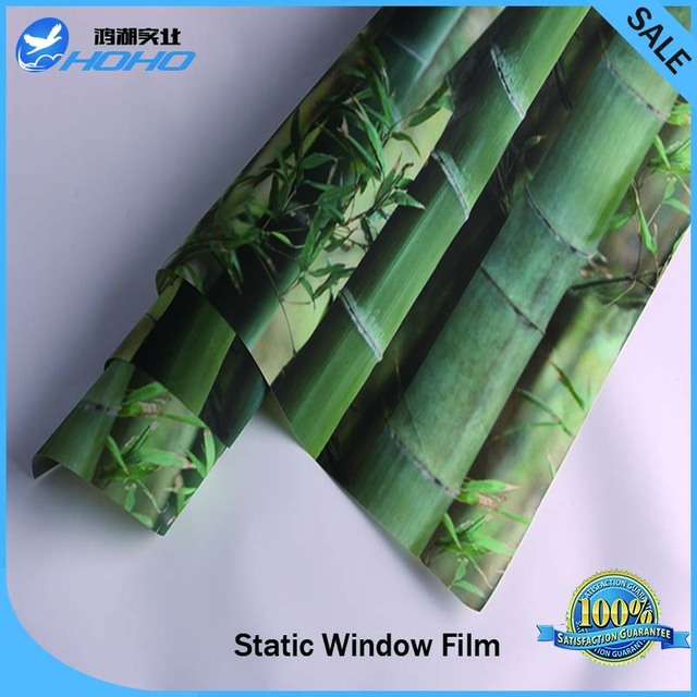 3D Painting film static window film home window film glass decorations films 5m per package with high quality  BZ121-R021-B001