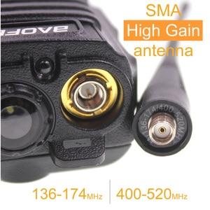 Image 3 - Baofeng UV 9R рация 2200 мАч IP67 Водонепроницаемый 136 174/400 520 МГц двухдиапазонный двойной режим ожидания двухстороннее радио UV9R
