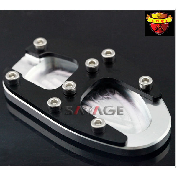 For YAMAHA FZ-6R FZ6R XJ6 /Diversion/F 2009-2015 10 11 12 13 Motorcycle CNC Side Kickstand Stand Extension Support Plate & Online Get Cheap Motorcycle Stand 13 -Aliexpress.com | Alibaba Group
