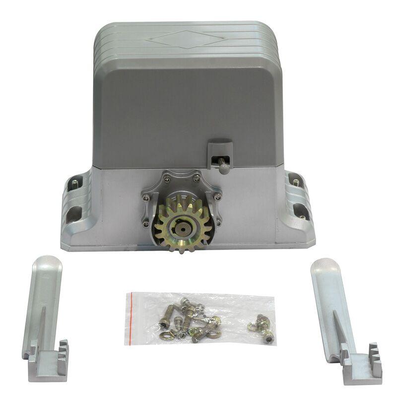 1800kg Electric sliding gate motors Remote Control gear Rack Drive Sliding Door Opener