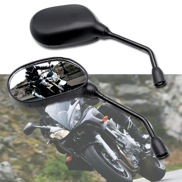 Motorbike Motorcycle Accessories Rearview Back Mirror For Ducati