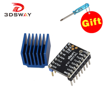 3DSWAY 3D Printer Parts Lerdge TMC2208 Stepper Motor Driver Stepstick For Ultra-quiet Lower Heat Replace TMC2100