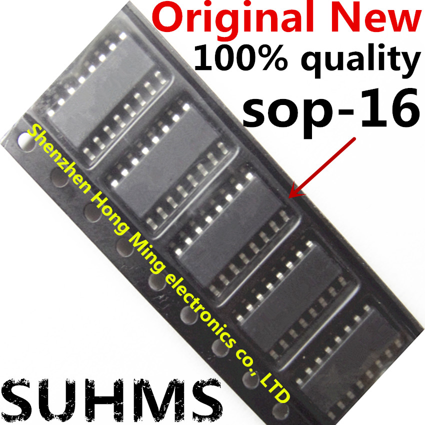 (5-10piece)100% New CH340C Sop-16 Chipset