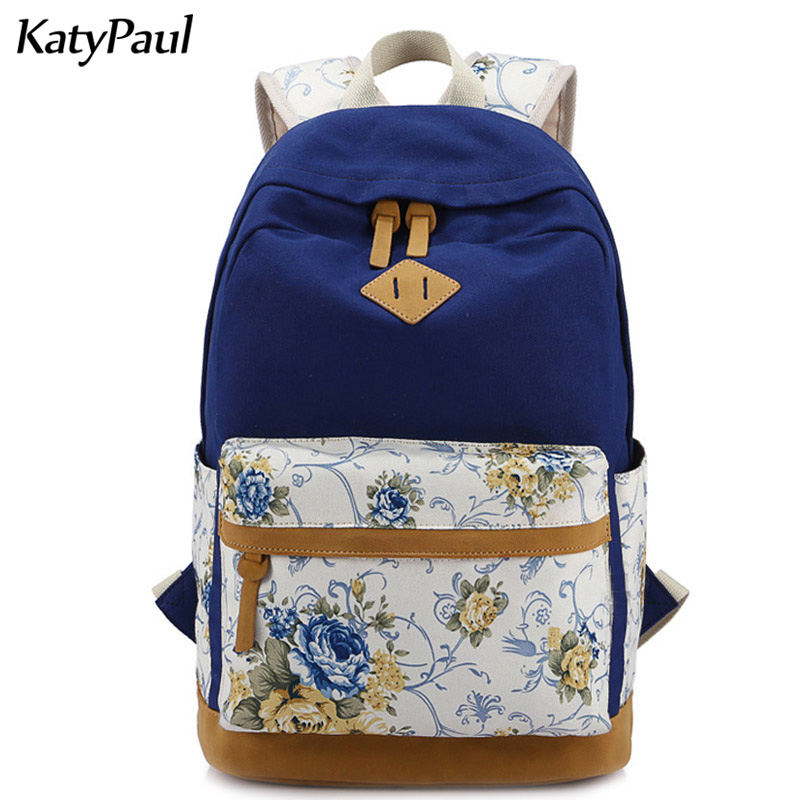 Fashion 2017 School Backpack Women Maid Schoolbag Back Pack Casual Korean Ladies Knapsack Laptop Travel Bags