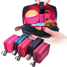 Water Proof Cosmetic bag make up cosmetic organizer Bag Women Travel package A4