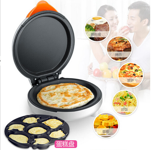 Hot homemade electric multi function cake machine can for Pizza and fish express