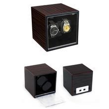 LISCN шейкер автоматический намотка часов бренд часы дисплей коробка бесшумные часы Csket намотка Япония мотор обслуживание машины коробки