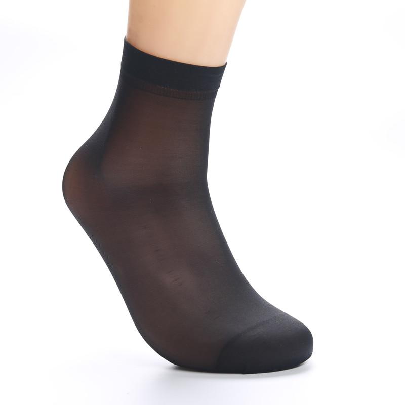10Pairs Mens Dress Socks Summer Breathable Mesh Men Casual Socks Classic Business