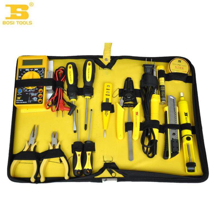 2016 Persian computer repair kit 15 maintenance Hardware tool set Kit tool set BOSI Tools dremel