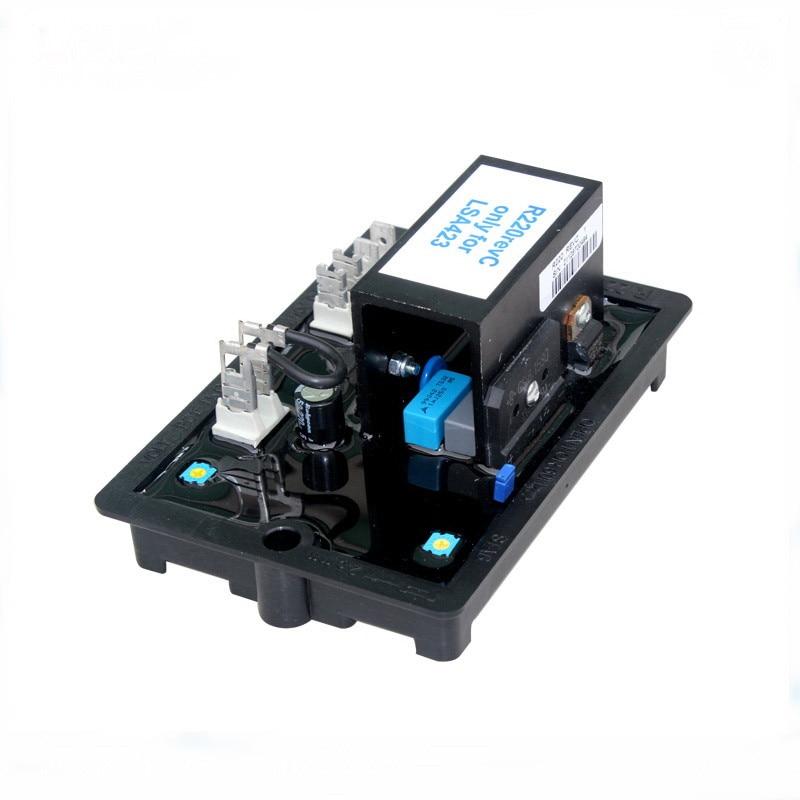 Brushless Alternatore AVR R220 AVR Generatore Automatico di Regolatore di TensioneBrushless Alternatore AVR R220 AVR Generatore Automatico di Regolatore di Tensione