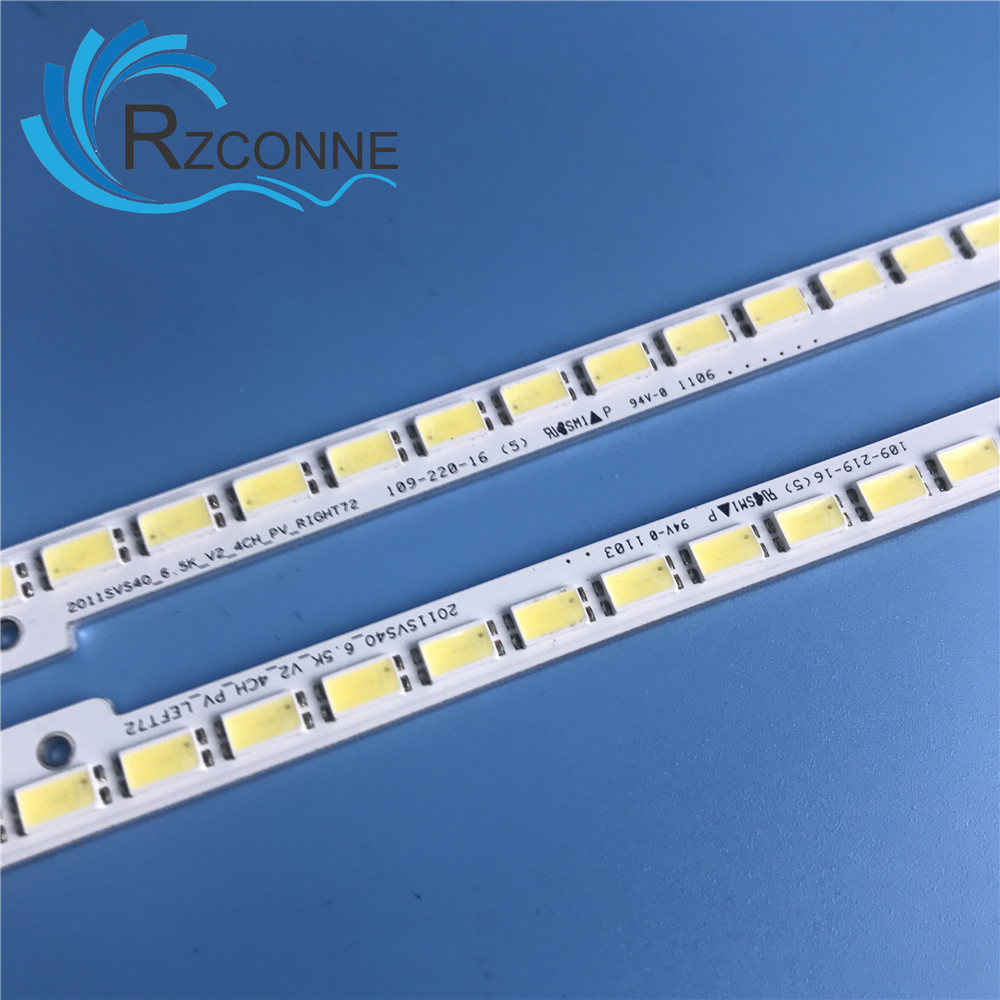 Details about  /VIZIO LED TV BACKLIGHT ONE STRIP IC-A-VZAA40D696A FROM E40-D0
