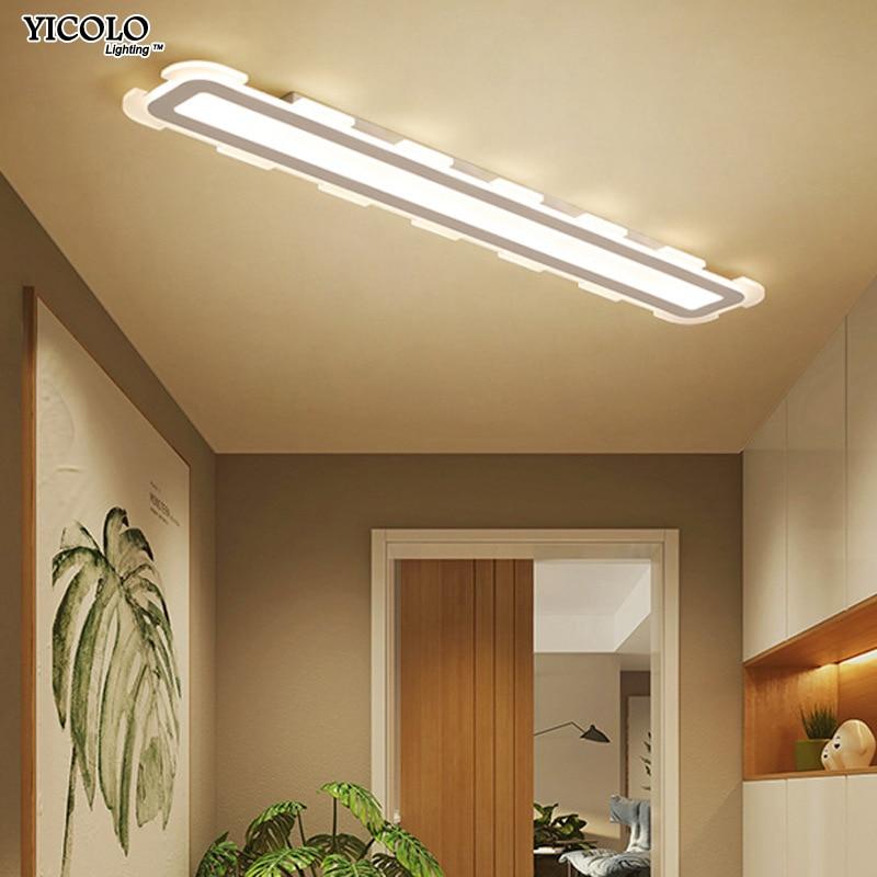Acrylic Led Wall Lamp Modern Bedroom Beside Reading