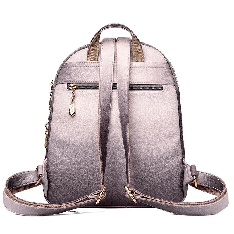 b7bd726bf502 Модный мужской рюкзак из водонепроницаемой искусственной кожи, дорожная  сумка для мужчин, большой емкости,