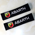 Car all cotton case for abarth fiat punto 500 stilo ducato palio bravo emblem car styling